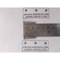 Skrup Taping FH 6x1 Stainless Panjang 25mm Sekrup Tapping SS /pcs +
