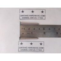 Skrup Taping FH 6x1 1/2 Stainless Panjang 39mm Sekrup Taping SS /pcs +