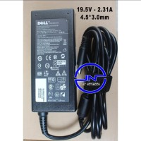 Adaptor Charger Laptop Dell Vostro 14 5468 3468 19.5V 2.31A 4.5 3.0