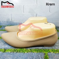 Sepatu Sandal Wanita Karet Jelly Balance B695