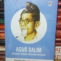 Buku Agus Salim Diplomat Jenaka Penopang Republik