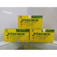 vitacimin 500mg 1box isi 10stripe 20tablet