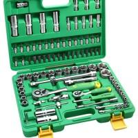 BAZ15038 KUNCI SOCK SET 94 PCS DR 1 4-1 2 PLASTIK TEKIRO READY STOCK
