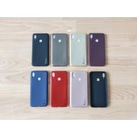 Soft Case Violet - Asus ZenFone Max (M2) (ZB633KL)