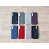 Soft Case Violet - Samsung Galaxy A50s (A507)