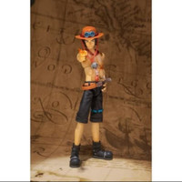 Action Figure SHF One Piece Ace Luffy ORI