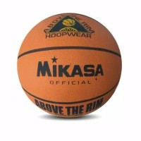 BOLA BASKET ORIGINAL MIKASA SIZE 7(FREE PENTIL)