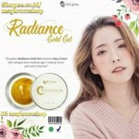 "MS GLOW base makeup wajahRADIANCE GOLD""BPOM 100% ORIGINAL Free give"