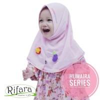Jilbab Bayi Anak HUMAIRAH By RIFARA BEST SELLER