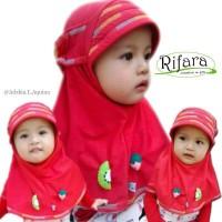 Jilbab Bayi Anak FATIMAH By RIFARA BEST SELLER