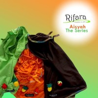 Jilbab Bayi Anak AISYAH By RIFARA BEST SELLER