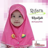 Jilbab Bayi Anak KHADIJAH By RIFARA BEST SELLER