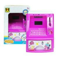 Terbaru Mainan ATM BANK KUDA PONY 6307