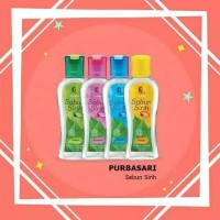 Purbasari Sabun SIrih Natural/Energic/Romantic/Beauty 60ml