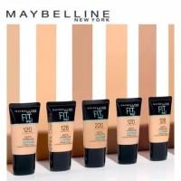 Maybelline Fit Me Matte+Poreless Liquid Foundation Tube 18ml