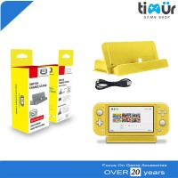 Charge charging Stand Station Dock Type-C Nintendo Switch Lite Yellow