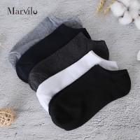 Marvilo Kaus Kaki Breathable Casual Low Cut