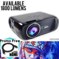 Hotsale Infokus Projector Projektor Mini Bioskop Home T PRY2