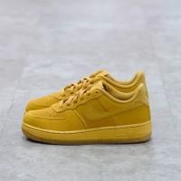 (Pre School) Nike Air Force 1 Wheat Brown 17cm ~ 22cm 100% Authentic