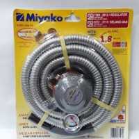SELANG REGULATOR MIYAKO RMS 106M