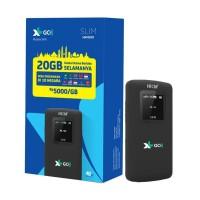 Modem WIFI HKM001 + XL GO 20GB