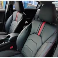 Sarung Jok Mobil BMW X3 2018 Bahan PORSCHE Otomotifku Murah Terbaik