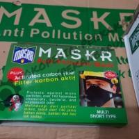 Masker Maskr Actived Carbon Short