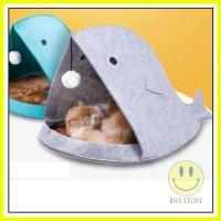 Tempat Tidur Anjing & Kucing Rumah Kucing Pets Bed Dog