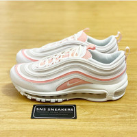 Nike Airmax 97 Summit White (White Pink) 100% Authentic