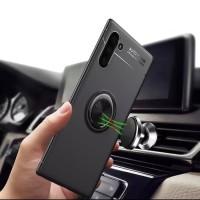 CASE OPPO RENO 3 5G AUTO FOCUS ULTIMATE RING SOFT SILICONE COVER STAND