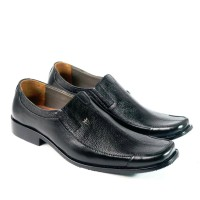 Sepatu pantofel pria asli kulit Sepatu kerja formal Dan pesta
