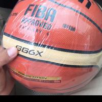 Bola Basket Molten GG6X Grade ORI