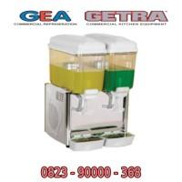 GEA Juice Dispenser LS-12x2 Sistem Semprot RESMI ORIGINAL GARANSI