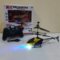 Rc Helicopter Mini Remote Control - Mainan Helikopter Remot Kontrol