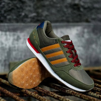 ADIDAS Neo City Racer -Green Brown