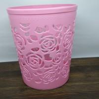 Tempat atk serbaguna motif rose pink