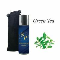 Parfum Unisex Parfum Pria Parfum Wanita aroma Green Tea murah segar