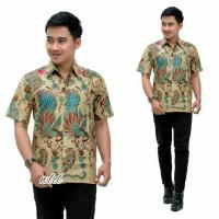 Hem Batik Merak Mocca