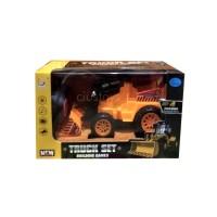 RC Bulldozer Mini 981 - Mainan dan Koleksi Anak
