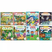 Campbell Busy Books First Explorer