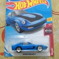 Hotwheels Nissan Fairlady Z Biru