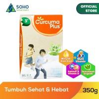 Curcuma Plus Susu Bubuk Ekstrak Temulawak - Vanilla 350g