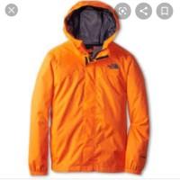 The North Face Toddler Bambin Orange Kids Jacket