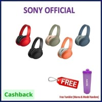 Sony WH-H910 Noise Cancelling Headphone Nirkabel WH-H910N H 910
