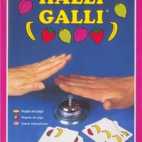 Halli Galli Boardgame/playing card/ permainan kartu papan