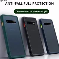 case matte macaron tpu hardcase case doff Samsung Note 8
