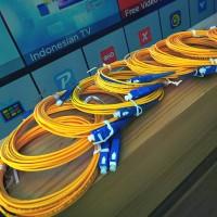5 M Kabel Fiber Optic Patch Cord