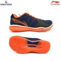 NEW!! Sepatu Badminton Lining WIND LITE 2 AYTP055 / AYTP 055 D.Blue