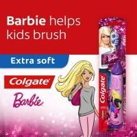 Sikat Gigi Coolgate kids Automatic Model Barbie Original