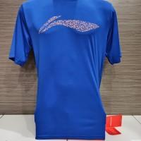Baju Badminton / Kaos Badminton LI-NING SUPER